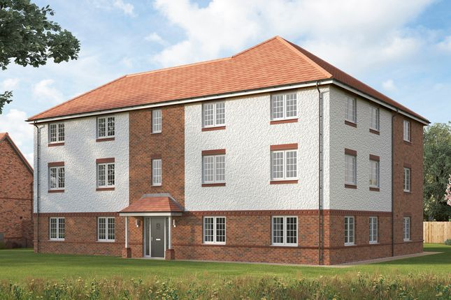 Thumbnail Flat for sale in Olympus Avenue, Tachbrook Park, Warwick
