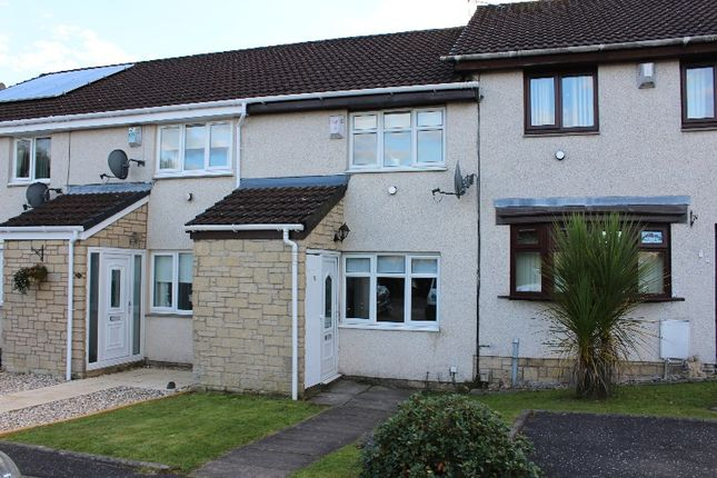 Thumbnail Terraced house to rent in Moss Road, Cambusnethan, North Lanarkshire
