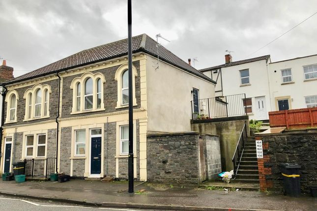 Thumbnail Flat to rent in Bell Hill Road, St George, Bristol