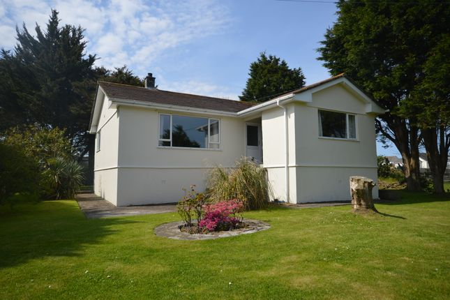 Thumbnail Bungalow for sale in Bunts Lane, St Day