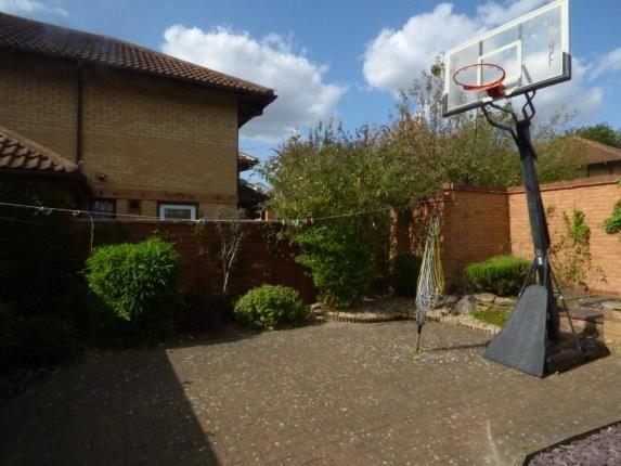 Garden of Goodwood, Great Holm, Milton Keynes, Bucks MK8