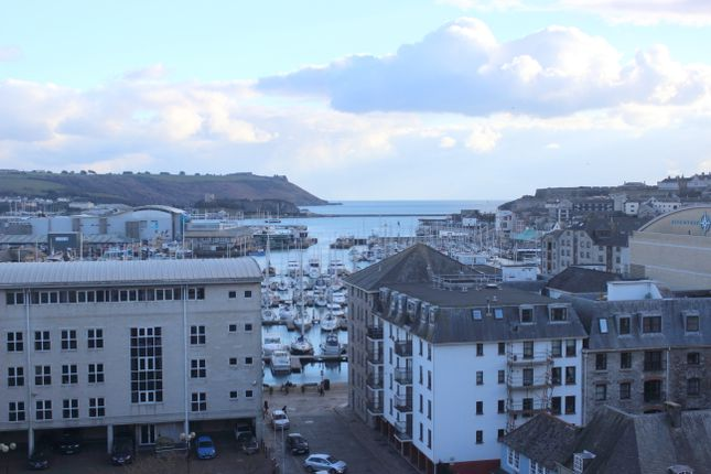 Thumbnail Flat for sale in Armstrong House, 60 Exeter Street, Sutton Harbour, Plymouth