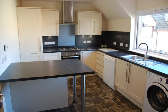 Thumbnail 2 bed flat to rent in 11B Dunabban Road, Inverness