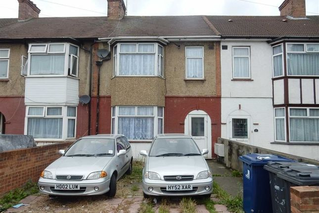 Thumbnail Terraced house for sale in Western Road, Southall, Middlesex
