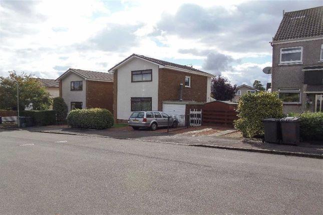 Thumbnail Detached house for sale in Dalmahoy Crescent, Bridge Of Weir, Renfrewshire
