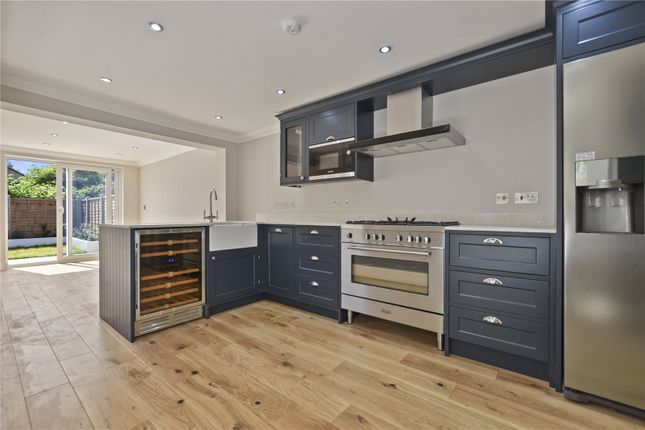 Thumbnail Terraced house for sale in Millais Road, London