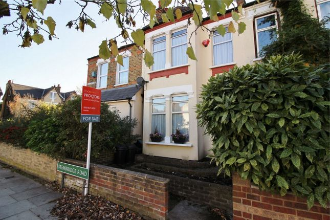 Thumbnail Terraced house for sale in Stembridge Road, Anerley, London