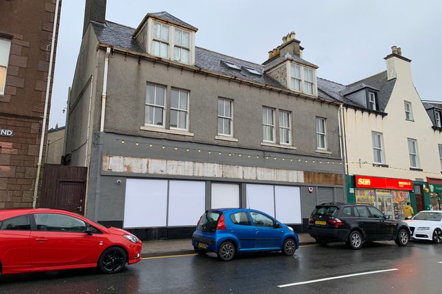 Thumbnail Retail premises for sale in Cromwell Street, Stornoway