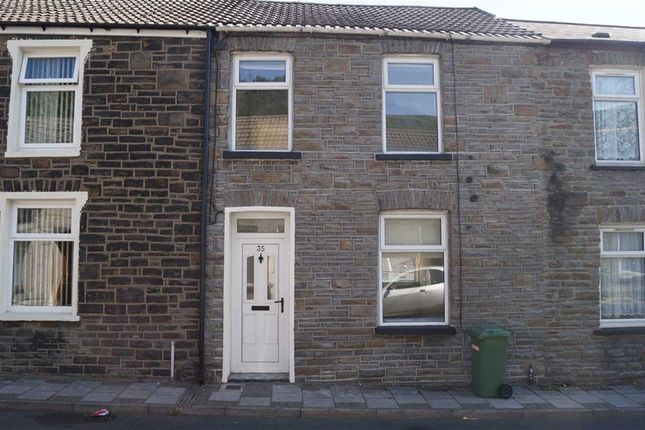 Thumbnail Terraced house for sale in Dover Street, Mountain Ash