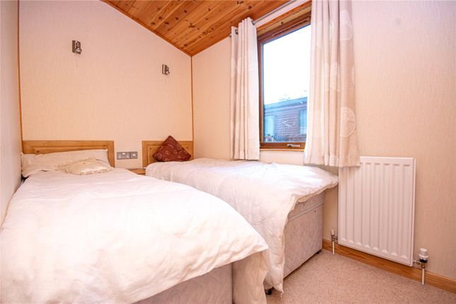 Bedroom 2 of Lodge N12, Lowther Holiday Park, Eamont Bridge, Penrith, Cumbria CA10