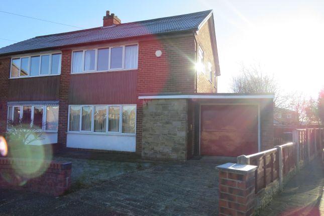 Thumbnail Semi-detached house to rent in Kinnaird Close, Batley
