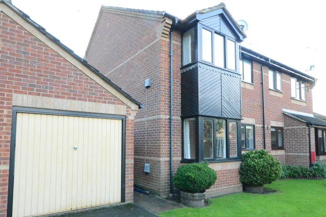 Thumbnail End terrace house to rent in Fenchurch Mews, Winnersh, Wokingham