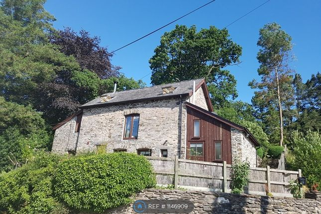 Thumbnail Detached house to rent in Brayford, Barnstaple