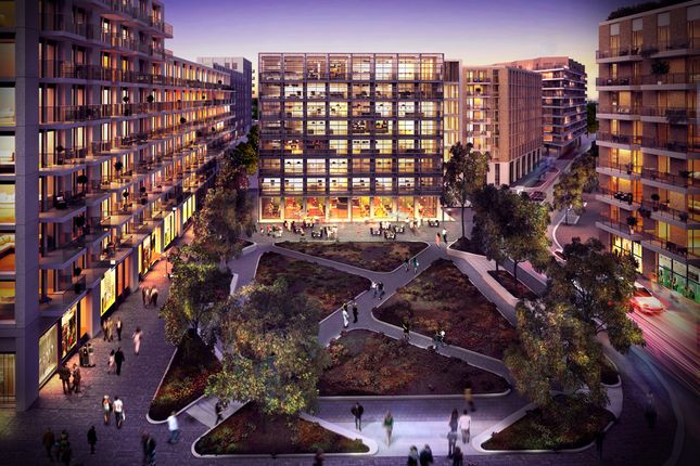 Thumbnail Flat to rent in 8 Schooner Road, London