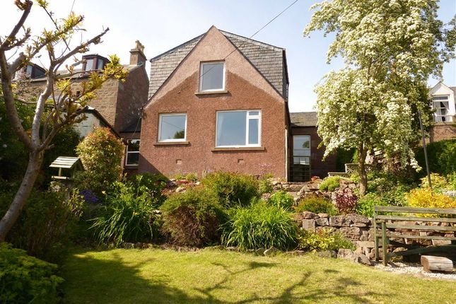Thumbnail Semi-detached house for sale in High Street, Alyth, Perthshire