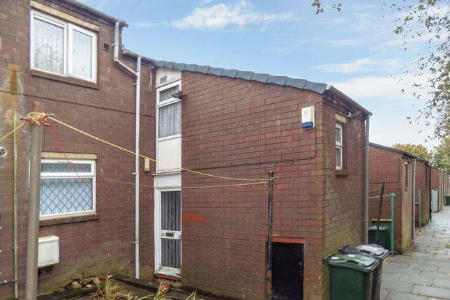 External of Welham Walk, Bradford BD3