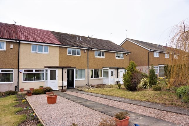 Thumbnail Terraced house for sale in Waugh Path, Bonnyrigg