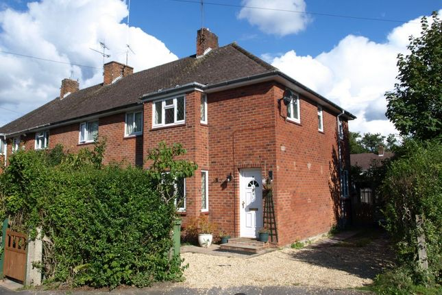 Thumbnail End terrace house to rent in Cunnington Road, Farnborough