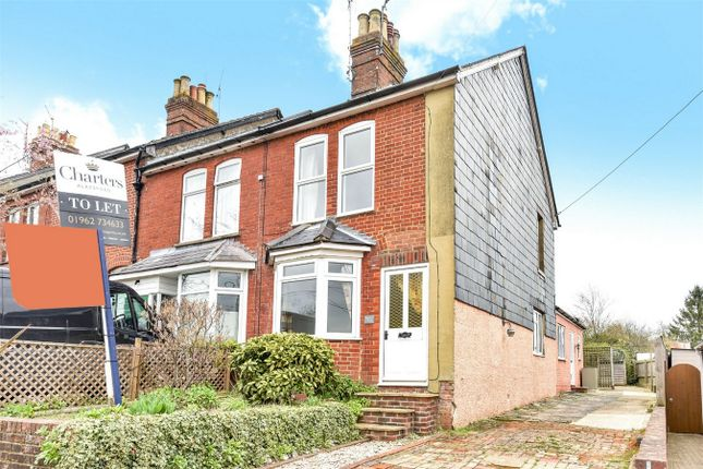 4 bed end terrace house for sale in Ropley, Alresford, Hampshire