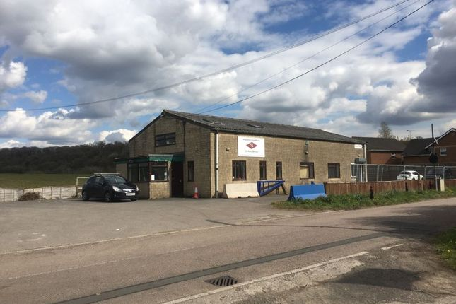 Thumbnail Commercial property to let in Castle Works, Severn Road, Hallen