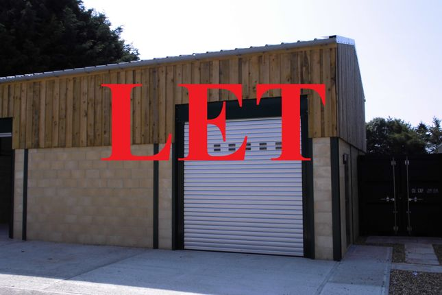 Thumbnail Light industrial to let in Norcote Workshops, Cirencester