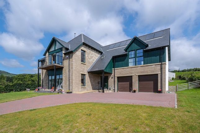 Thumbnail Detached house for sale in By Pitlochry, Perthshire