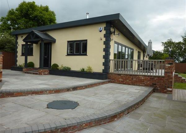 Thumbnail Detached bungalow for sale in Lane End, Dickinsons Lane, North Thoresby, Grimsby
