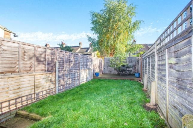 Garden of Cannon Road, Watford, Hertfordshire WD18