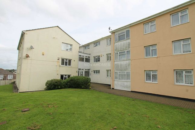 Thumbnail Flat for sale in Miers Close, St Budeaux