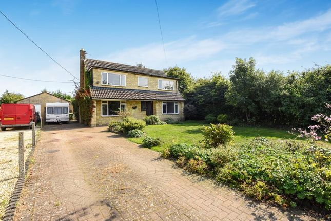 Thumbnail Detached house for sale in Wendlebury Road, Wendlebury