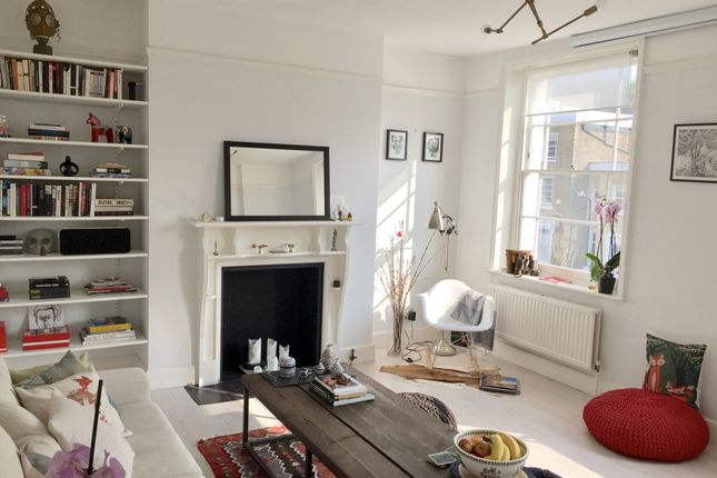 Thumbnail Flat for sale in Ardleigh Road, London