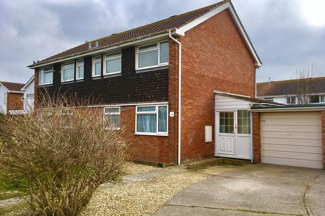 Thumbnail Semi-detached house for sale in Starling Close, Worle, Weston-Super-Mare