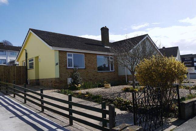 Thumbnail Semi-detached bungalow to rent in Holman Close, Glastonbury