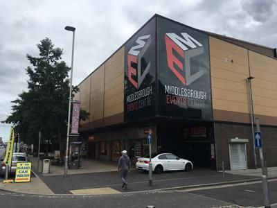 Thumbnail Leisure/hospitality to let in Middlesbrough Events Centre, Linthorpe Road, Middlesbrough