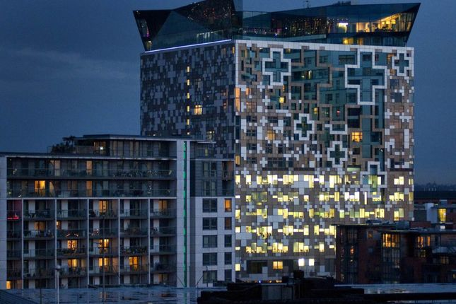 2 bed flat for sale in The Cube, 197 Wharfside Street, Birmingham