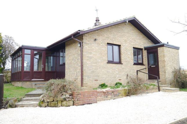 Thumbnail Detached bungalow for sale in Milbourne, Newcastle Upon Tyne