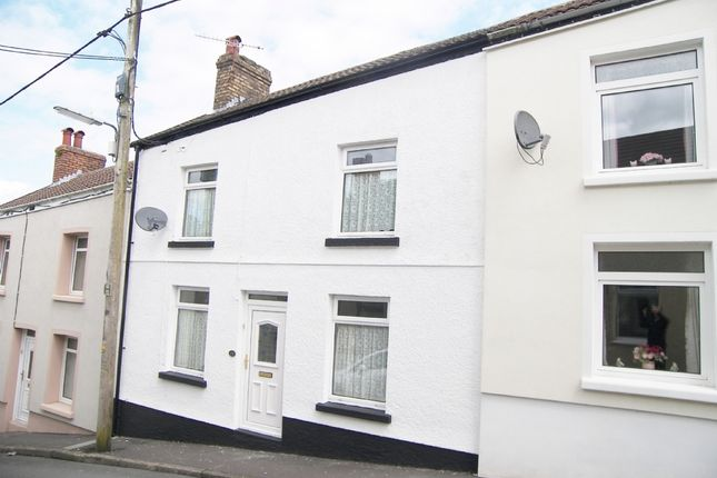 Thumbnail Terraced house to rent in Standert Terrace, Seven Sisters, Neath