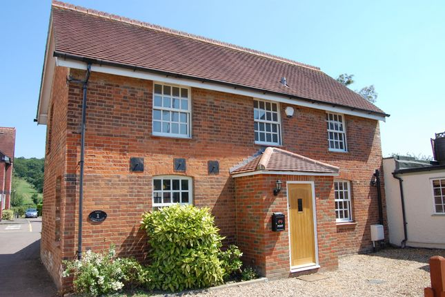 Thumbnail Semi-detached house for sale in The Hawthornes, Holtspur Lane, Wooburn Green, High Wycombe