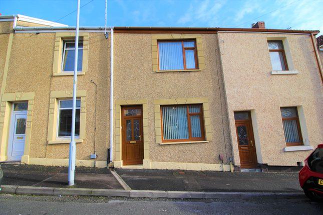 Thumbnail Terraced house for sale in Sebastopol Street, St. Thomas, Swansea