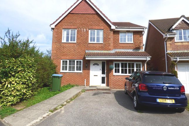Thumbnail Detached house to rent in Kingfisher Drive, Wick, Littlehampton
