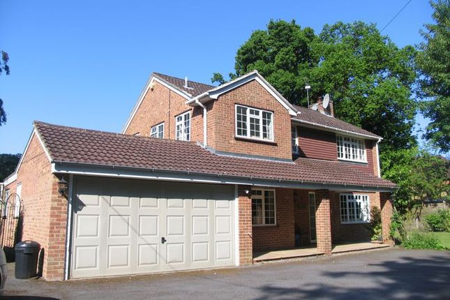 Thumbnail Detached house to rent in The Maultway, Camberley