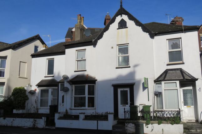 Thumbnail Detached house to rent in New North Road, Exeter