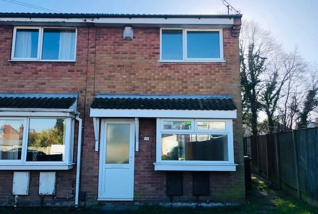 Thumbnail Semi-detached house to rent in Sherwood Close, Mansfield, Nottinghamshire