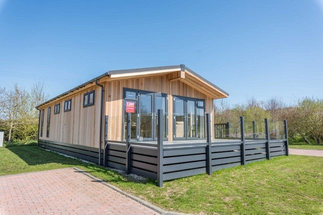 Thumbnail Mobile/park home for sale in Edingworth Road, Edingworth, Weston-Super-Mare