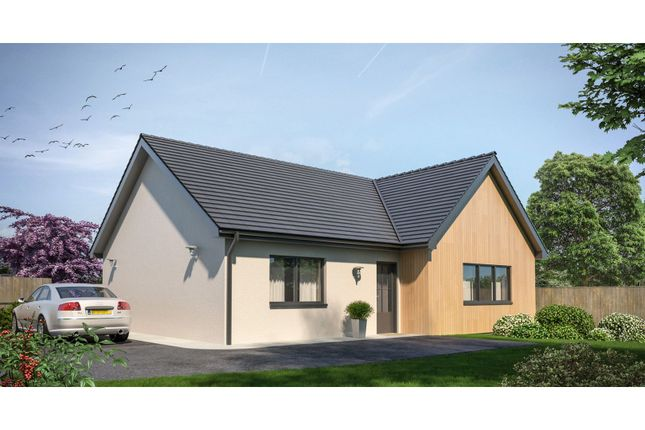 3 bedroom detached bungalow for sale in Johnston Park, Turriff, Aberdeenshire