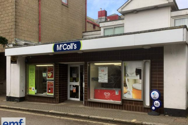 Thumbnail Retail premises to let in Penzance, Cornwall