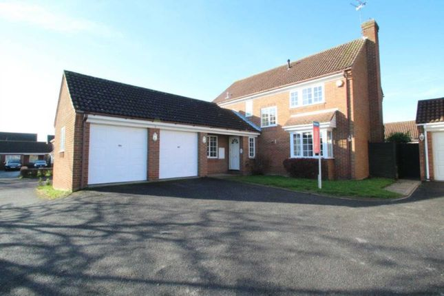 Thumbnail Detached house to rent in The Copse, Hemel Hempstead