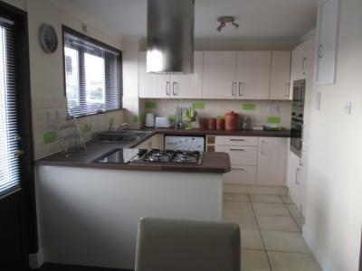 Thumbnail Terraced house to rent in Watchman Brae, Bucksburn