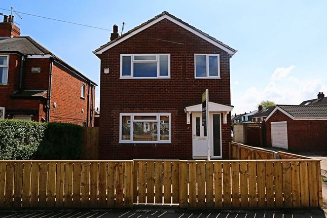 Thumbnail Detached house for sale in Bethune Avenue, Hessle