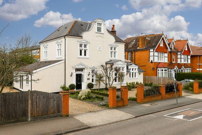 Thumbnail Detached house for sale in Cranes Park, Surbiton